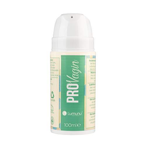 Deluxe ProVagin Intimpflege-Gleitgel Natural mit Aloe Vera (100ml), von Venize