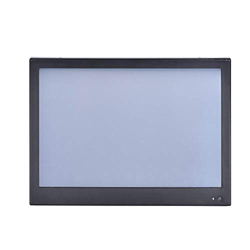 13.3 Inch All In One Touchscreen PC,4 Wire Resistive Touch Screen,Windows 7/10,Linux,Intel Core I5 3317U,(Black),[SNWELL L7],[2RS232/VGA/HDMI/LAN/4USB2.0/Fan]
