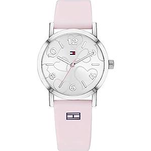Tommy Hilfiger – Reloj de pulsera analógico para mujer, cuarzo,