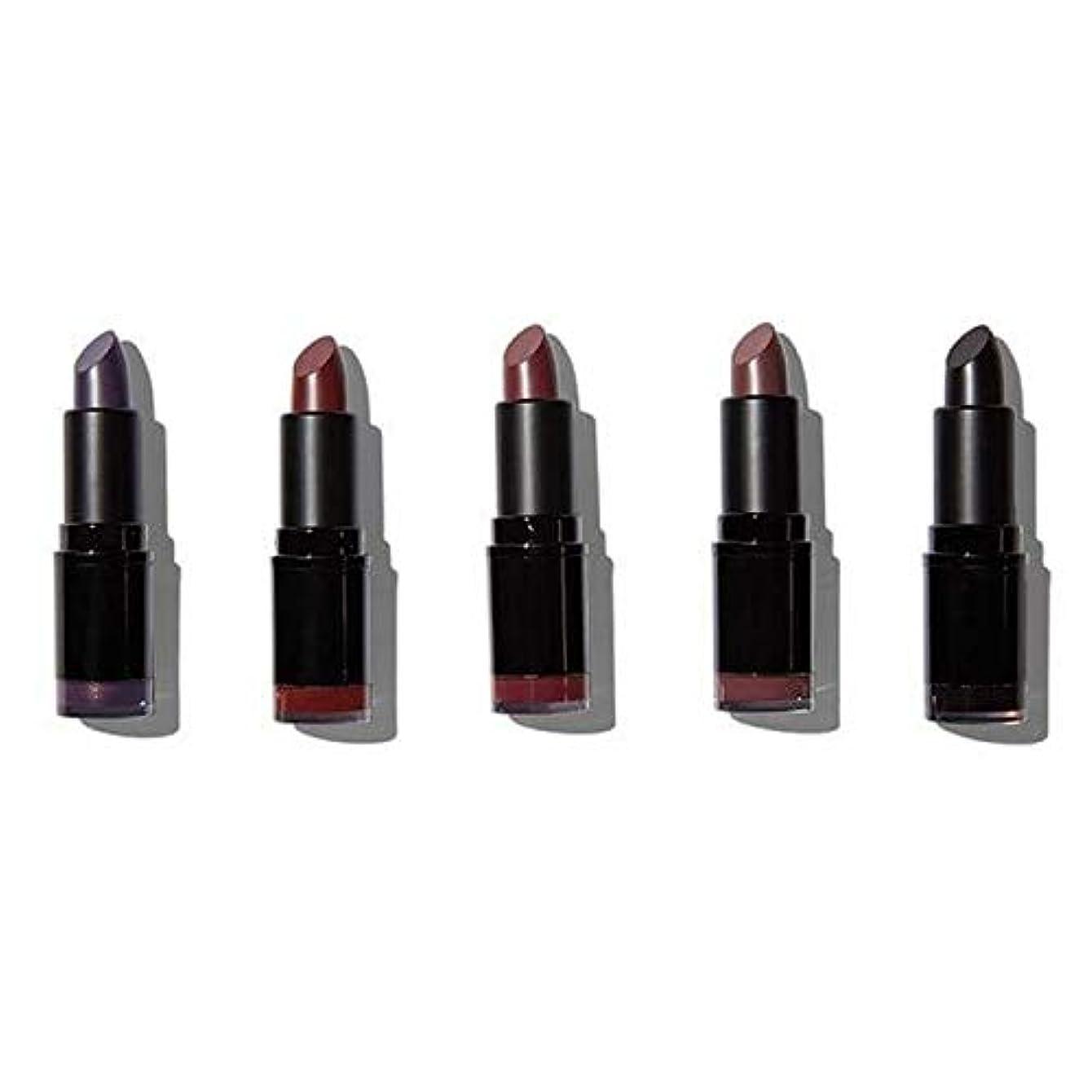 スイ反論者溶岩[Revolution ] 革命プロ口紅コレクションマット?ノワール - Revolution Pro Lipstick Collection Matte Noir [並行輸入品]