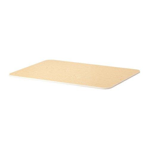 IKEA BEKANT-Tischplatte, Birkenfurnier - 120 x 80 cm