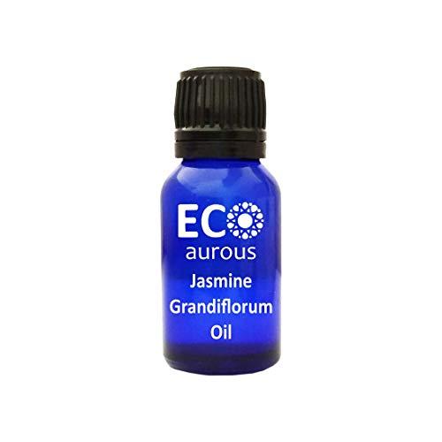 Jasmine Grandiflorum Essential Oil 100% Natural, Organic & Pure Jasmine Grandiflorum Oil (30 ml)