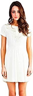 Wish - Refine Dress (55655.3197 - Ivory Size XXS/6)