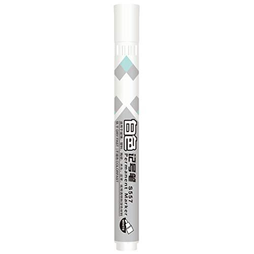 MYBOON rotulador Blanco Pintura Aceite Coche neumático rotulador Pintura Impermeable Graffiti rotulador rotulador Blanco