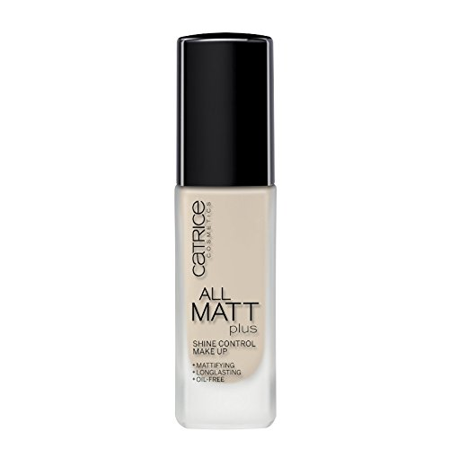 Catrice - Foundation - All Matt Plus Shine Control Make Up - Light Beige 010
