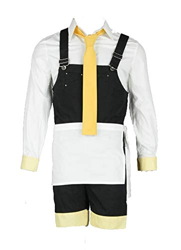 Chong Seng CHIUS Cosplay Costume Outfit for Alice Human Sacrifice Kagamine Len Version 6