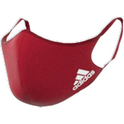 adidas Erwachsene Face Cover L - not for Medical use Gesichtsbedeckung, Power red, NS