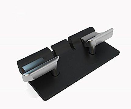 Actualización L3R3Trigger Grips Mango soporte juegos joypad carcasa para PS Vita 1000PS Vita 2000PSV 10002000