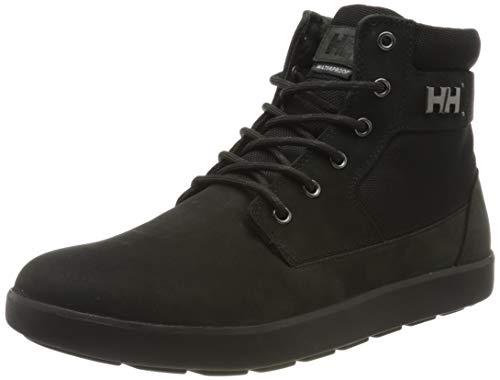 Helly-Hansen Men's Stockholm 2 Sneaker-Boot, 991 Jet Black/Ebony, 10.5