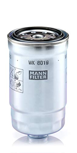 Original MANN-FILTER Filtro de Combustible WK 8019 – Para automóviles