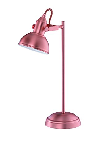 Reality lampen Gina tafellamp, metaal, E14, koperkleurig