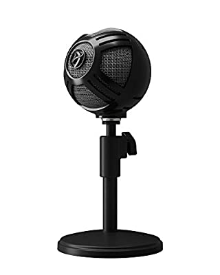 Arozzi Sfera USB Microphone for Gaming & Streaming, PC/Mac/Linux