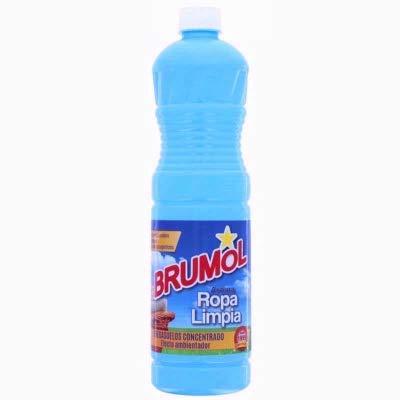 Brumol Limpiah Brumol Ropa Limpia 1 L 15 Unidad 100 ml