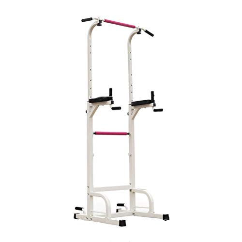 Best Price ZAIHW Fitness Multi Function Power Tower/Multi Station for Home Office Gym Dip Stands Pul...