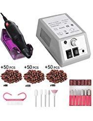 Professional Nail Drill Set Electric Nail Drill Machine Nail File Kit for Acrylic Nails Gel Nails Glazing Nail Art...
