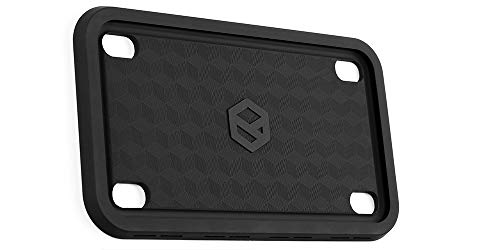license plate frame no rust - 7