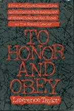 to honor and obey