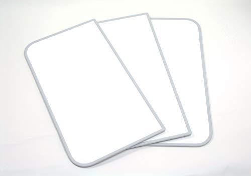 東プレ Ag抗菌 アルミ組合せ式風呂ふた (3枚割) L15 ホワイト ホワイト 73×148cm