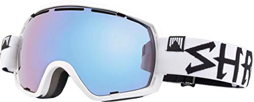 Shred STUPEFY Whiteout Frozen Schneebrille Ski, Snowboard, White, one Size