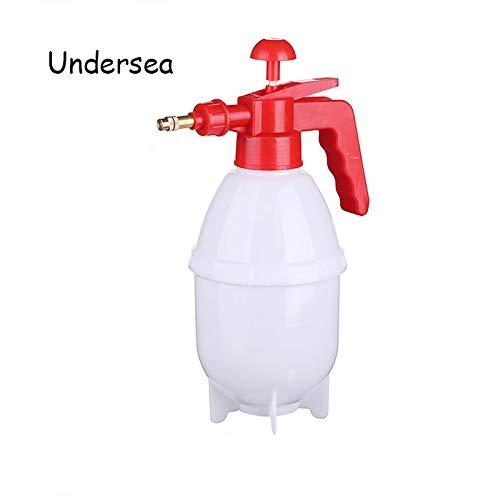 Undersea 0.8/1.5L Draagbare Handige Sprinkler Spuit Plastic Druk Water Spuit Plant Bloemen Gieter Irrigatie Spray Fles Garden Tool 0,8 liter