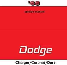 1968 Dodge Charger, Coronet, Dart Service Manual