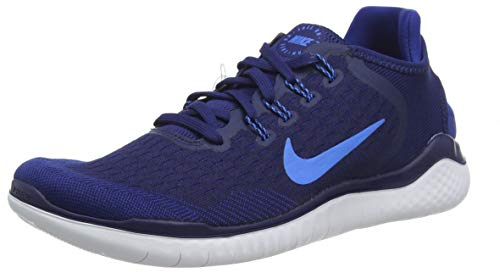 Nike Herren Free Rn 2018 Laufschuhe, Blau (Blue Void/Photo Blue/Indigo Force 403), 44 EU