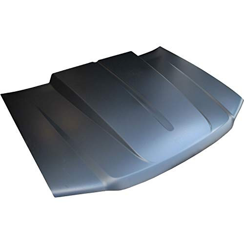 Key Parts 0874-035 Steel Cowl Induction Hood 2004-2012 Chevy Colorado/GMC Canyon