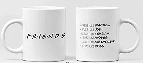 Clapper Taza Friends. Taza Serie televisiva Friends