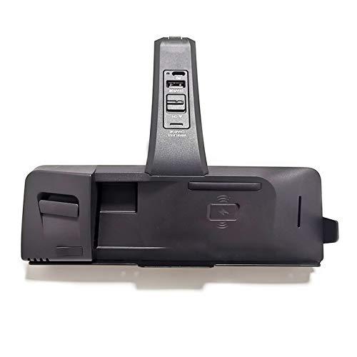 Wishful 10W del Coche de Carga inalámbrica Qi Cargador del teléfono Carga de Chapa de fijación de los Accesorios del teléfono en Forma for el BMW Serie 1 2 F20 F21 F22 F23 F87 M2