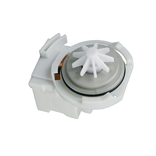 Ablaufpumpe Laugenpumpe Magnettechnikpumpe 30W Solo Pumpenmotor Original Whirlpool Bauknecht 481010751595