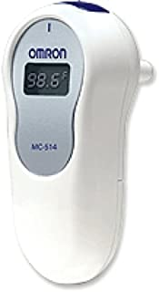 Omron Healthcare 1 Second Ear Thermometer, Comfortable, Fast (1 Each)