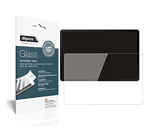 dipos I Protector de Pantalla Compatible con Samsung Galaxy Tab S7 FE Vidrio Flexible Cristal Proteccion 9H