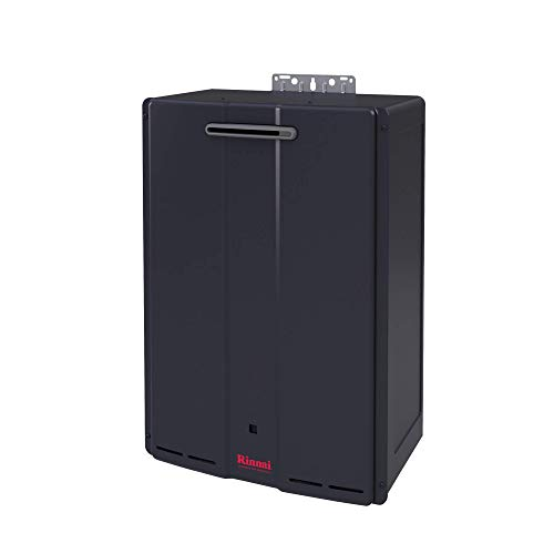 Rinnai CU Series Commercial Tankless Hot Water Heater: Outdoor Installation