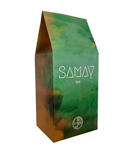 Loser Guayusa Tee (100g)- Plastikfreie, nachhaltige Verpackung, wachmachender Tee aus Ecuador, Alternative oder Ergänzung für Kaffee