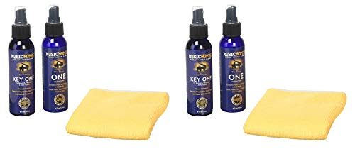Sale!! Music Nomad MN132 Complete Piano Cleaning and Polishing Care Kit for Gloss Pianos (Тwо Ра...