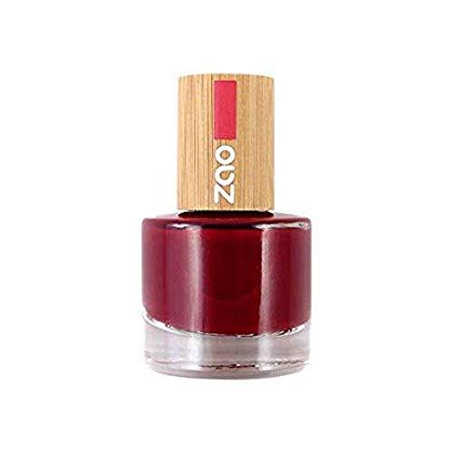 Zao - Bambus Nagellack - Nr. 668 / Red Passion - 8 ml