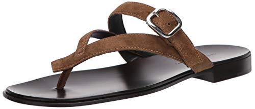 Giuseppe Zanotti Men's EU00047 Flat Sandal, Marcio, 39.5 M EU (6.5 US)