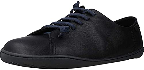 Camper Peu Cami Sneaker, Scarpe da Ginnastica Basse Uomo, Schwarz (Black 1), 42 EU