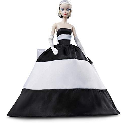 Barbie- Signature Bambola da Collezione con Il Vestito Haute Couture, Multicolore, FXF25