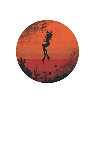 Cuaderno de buceo vintage Apnea: Cuaderno de buceo I Snorkel EN Natación