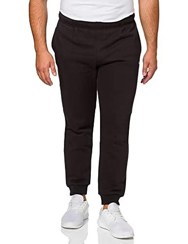 Champion Legacy Classic C-Logo Pantalones de Vestir, Negro, XL para Hombre
