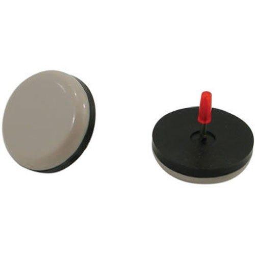 Shepherd Hardware 9469 7/8-Inch Slide Glide Nail On Furniture Sliders, by Shepherd Hardware
