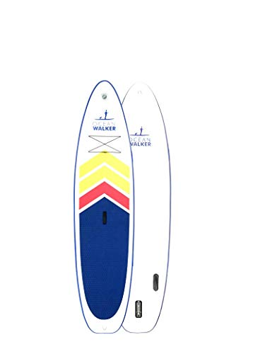 SROKA Ocean Walker Paddle Hinchable Family, Blanco, 10,4 ft