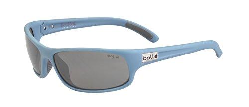 Bollé Erwachsene Anaconda Sonnenbrille, Matt Mono Fog Blue, Medium
