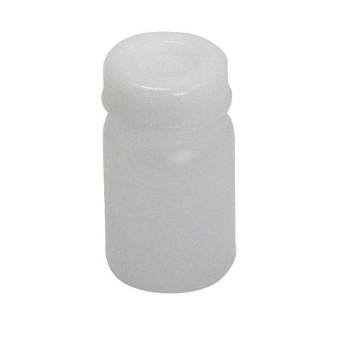 サンプラテック 広口ビン PE 100ml