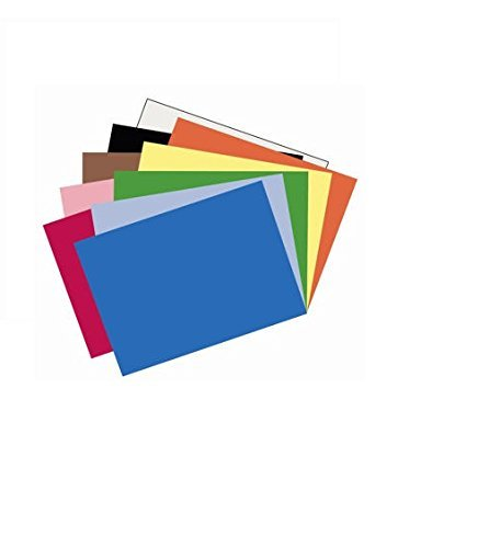 Construction Paper 12X18 Asst Colors 50 Sheet