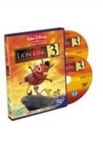 Lion King 3 [Reino Unido] [DVD]
