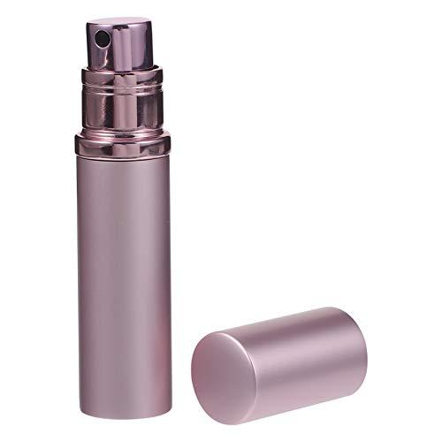 PIXNOR Mini-Parfümflasche 5Ml Tragbare Parfümflasche Nachfüllbare Parfümspray Duftpumpe Fall Leere Sprühflasche für Heimreise Geschenk