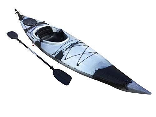 Cambridge Kayaks Touring Kayak (Black and White)