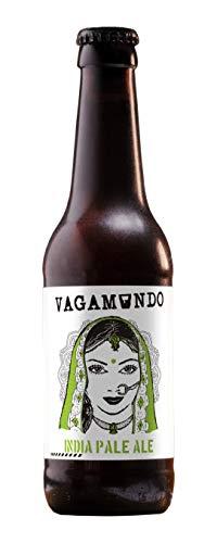 India Pale Ale Bier VAGAMUNDO 33 cl. Kanarische Produkte